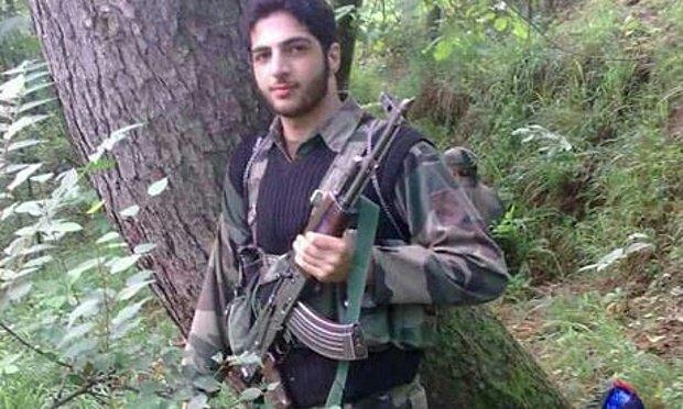Indian troops kill top rebel Burhan Wani in Kashmir