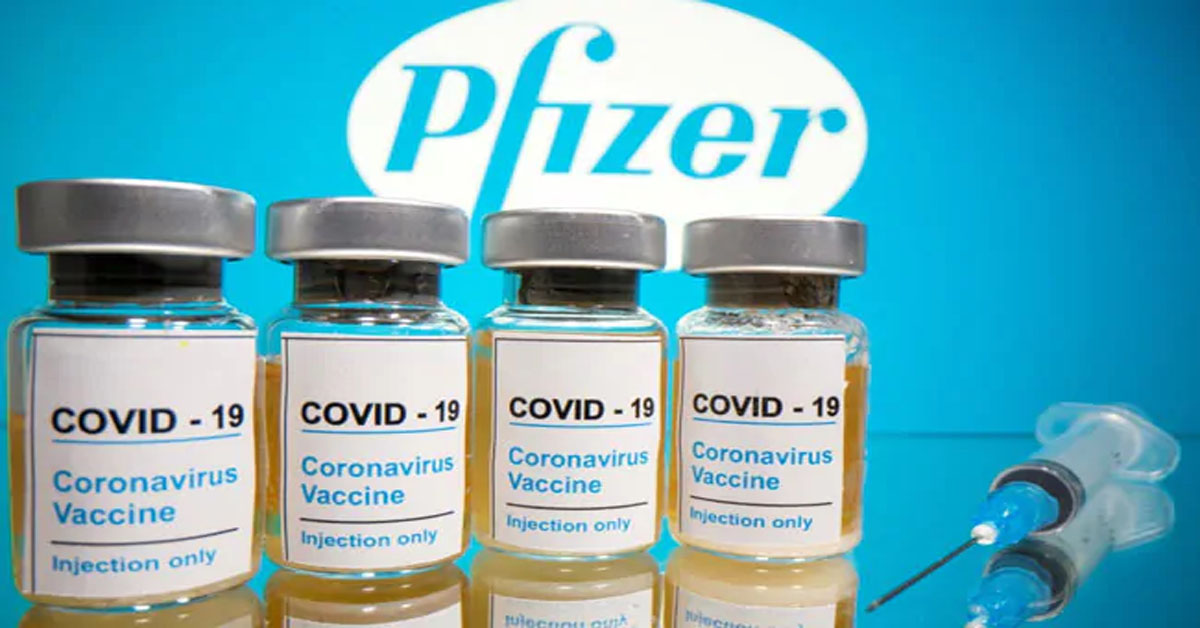 Pfizer Seeks India Approval For Covid Vaccine, First To Do So: Sources