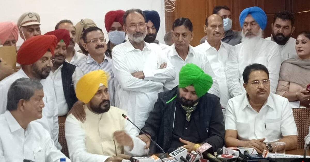'Withdraw farm laws,' Punjab CM tells Centre