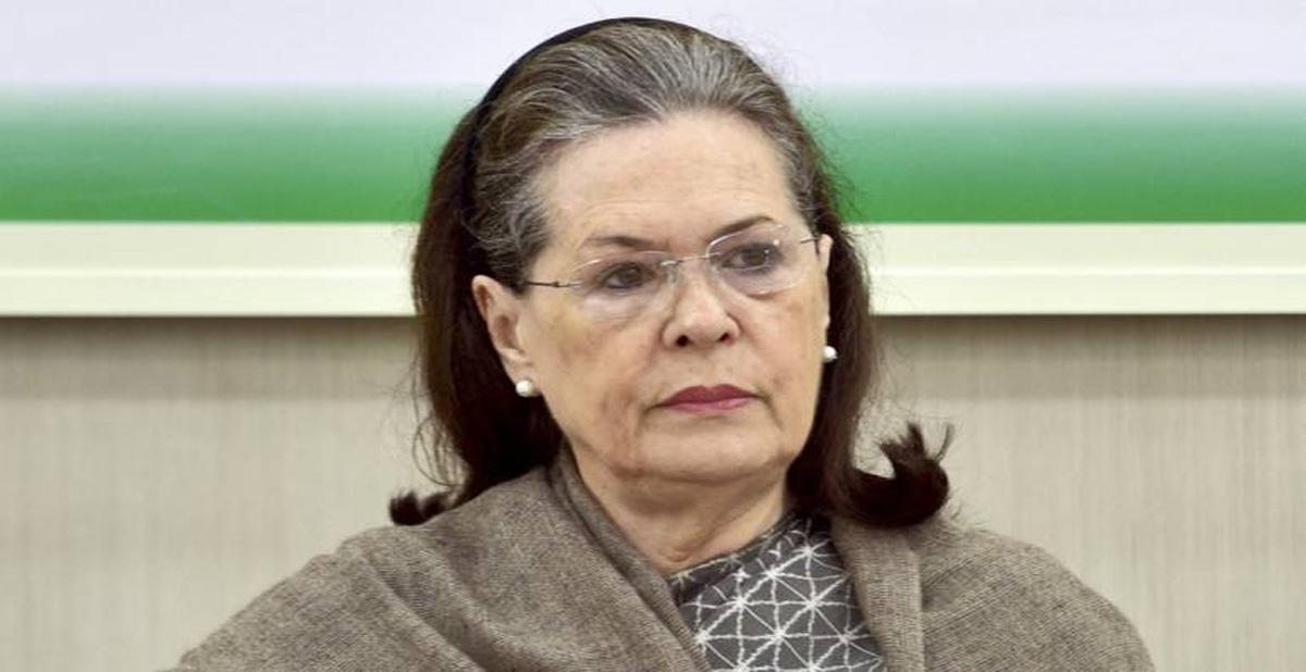 BJP spreading virus of communal prejudice, hatred: Sonia Gandhi