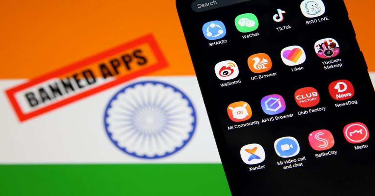 Govt bans 47 more Chinese apps: Source