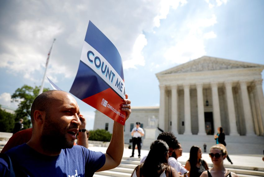 Government lawyers affirm fight over 2020 census isn't over, according to statement to judge