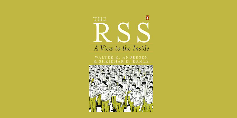 Shridhar Damle: Modi Gave Idea For RSS Book; Promotions Deliberately Focused On White-Skinned Andersen