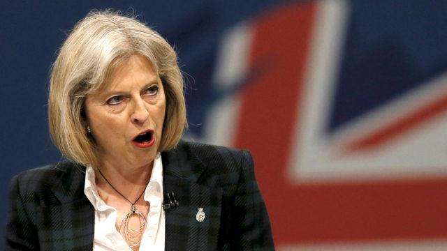 UK PM Theresa May to visit Germany