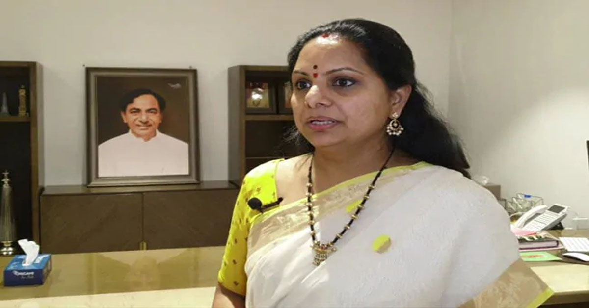 """""""Hyderabad Has Shown How To Stop BJP"""": KCR's Daughter On Local Polls"""