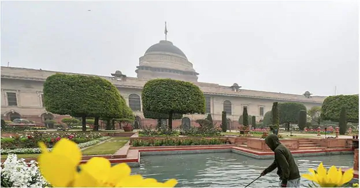 COVID-19 Case At Rashtrapati Bhavan Complex: Sources