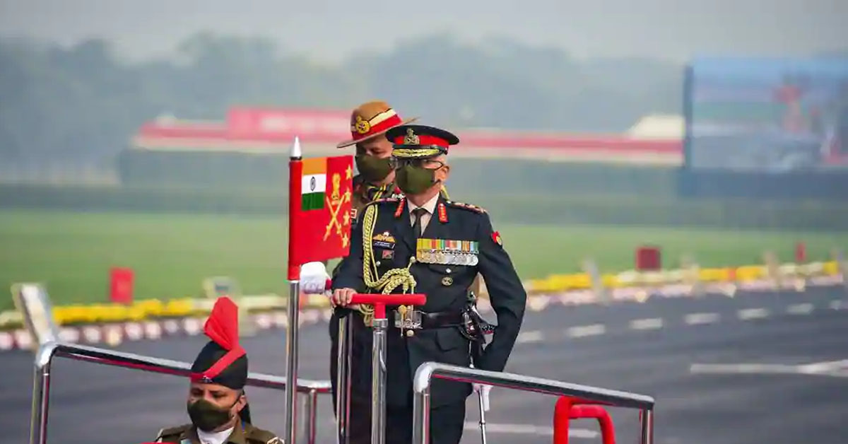 'Don't Make Mistake Of Testing Patience': Army Chief's Message To China
