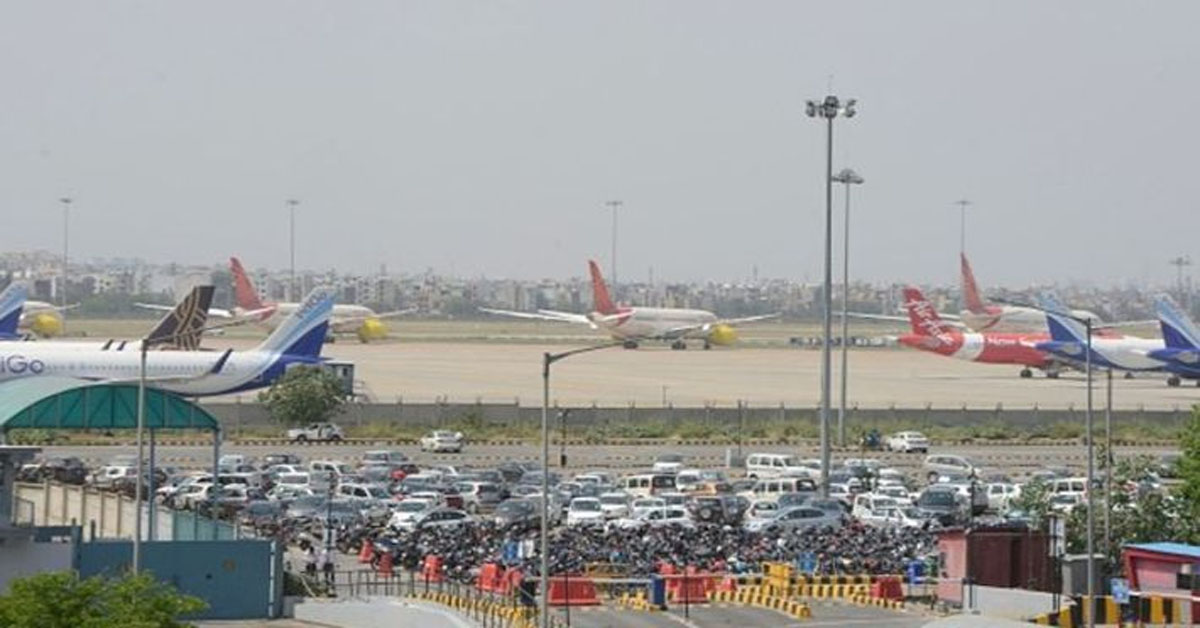 Govt issues guidelines for domestic flight