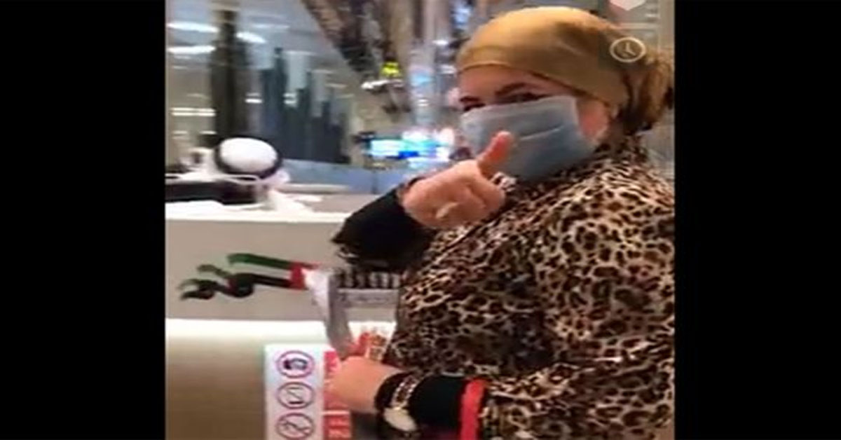 The first batch of tourists land in Dubai as COVID-19 restrictions ease