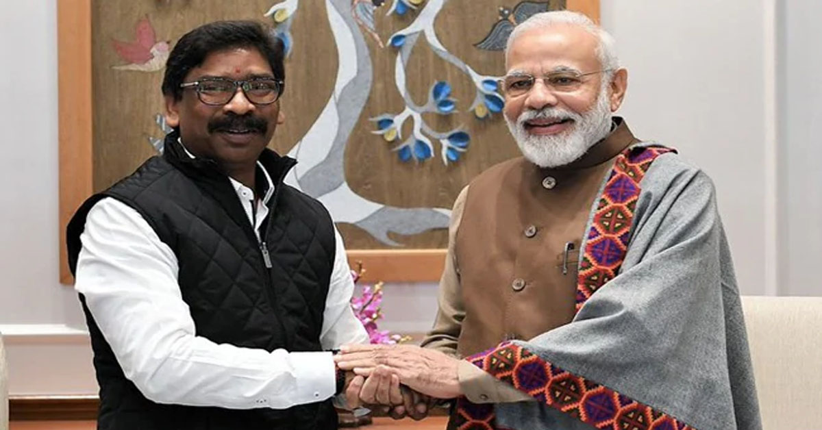"""""""Try Listening, Too"""": Jharkhand Chief Minister To PM After Phone Call"""