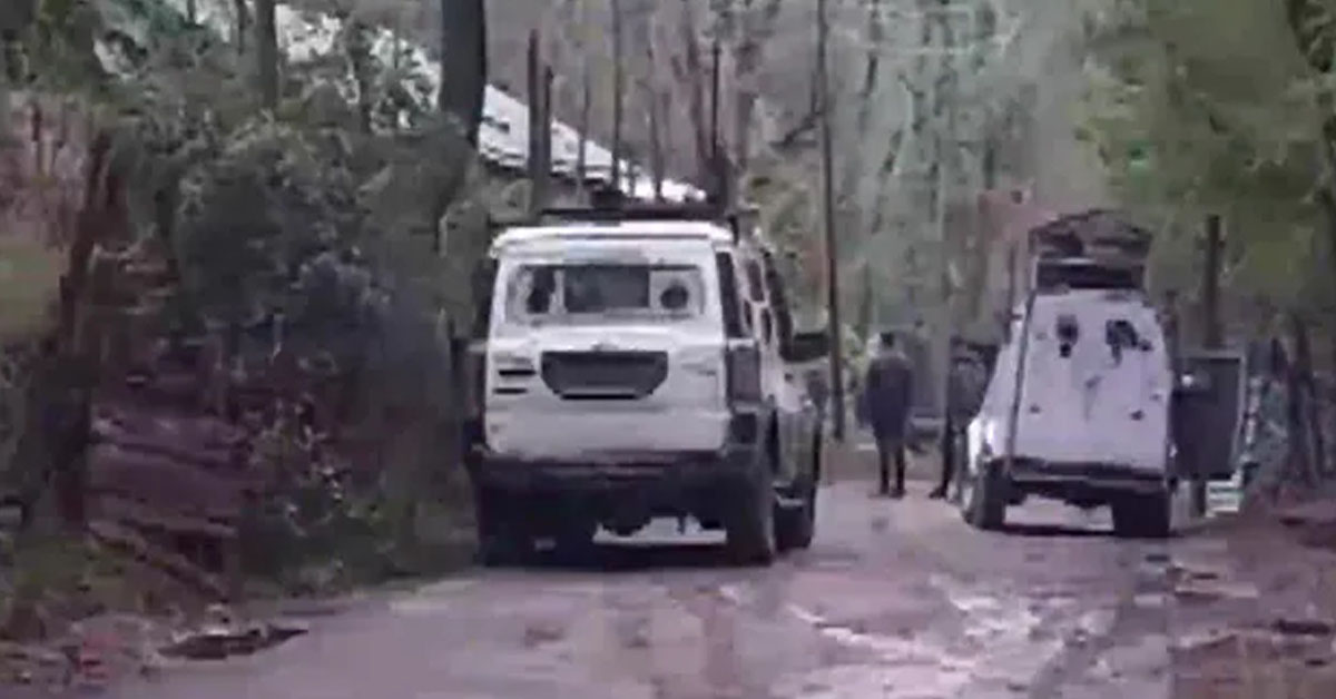 Terrorist Who Killed Kashmir Cab Driver Gunned Down By Security Forces: Police