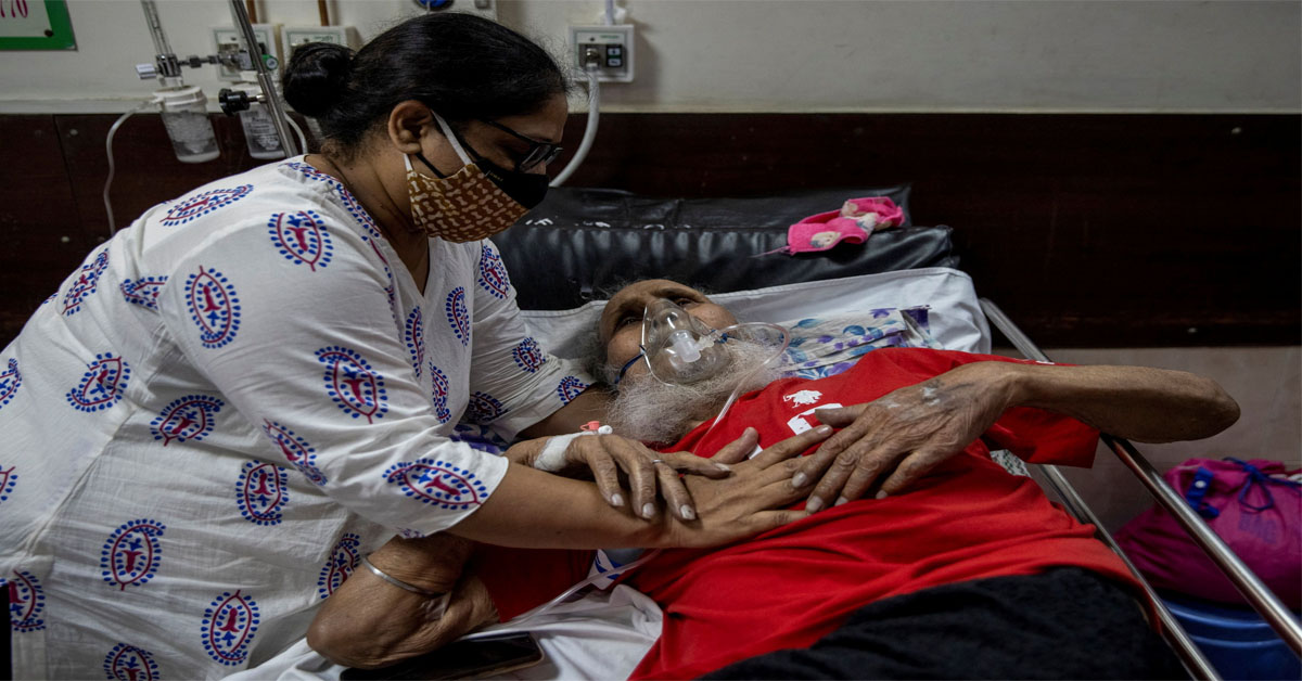 India's COVID cases near 20 million; national stay-at-home order urged