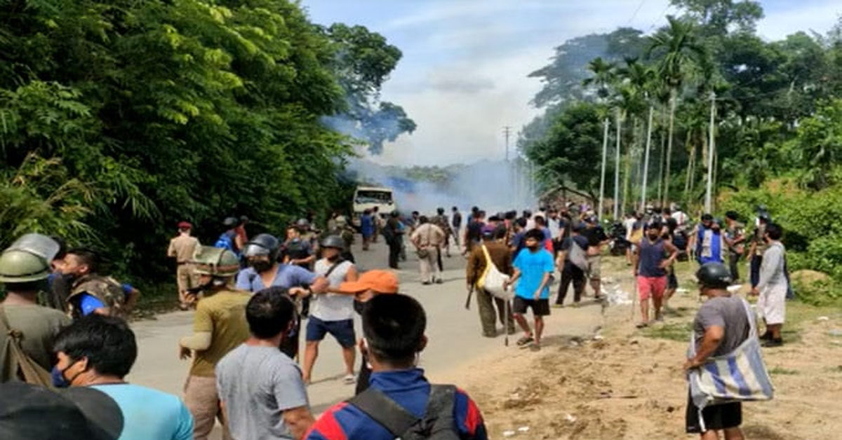 Assam-Mizoram border dispute: Fault line from history flares up in the present