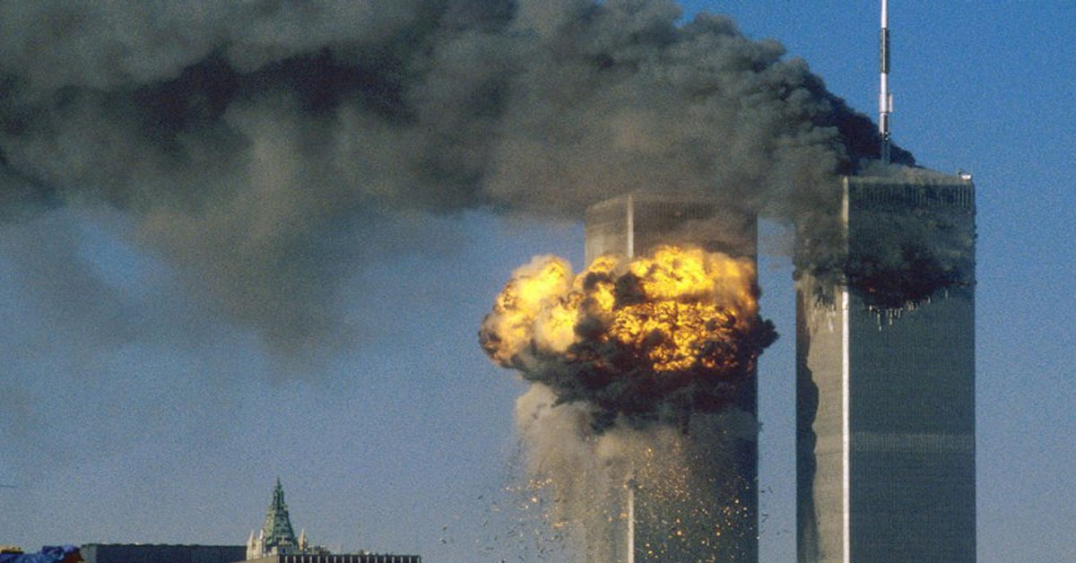 On the 20th anniversary of 9/11 World Trade Centre attacks, the story of a miraculous escape