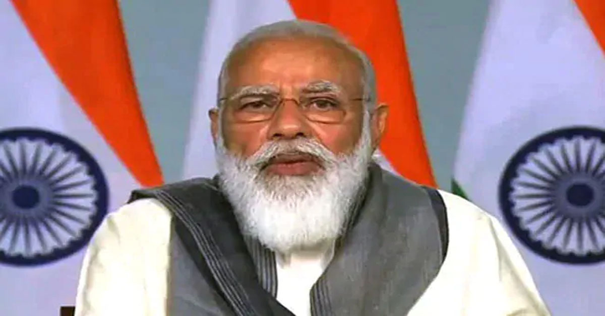 """""""New Laws Met Long-Pending Demands Of Farmers"""": PM Amid Protests"""