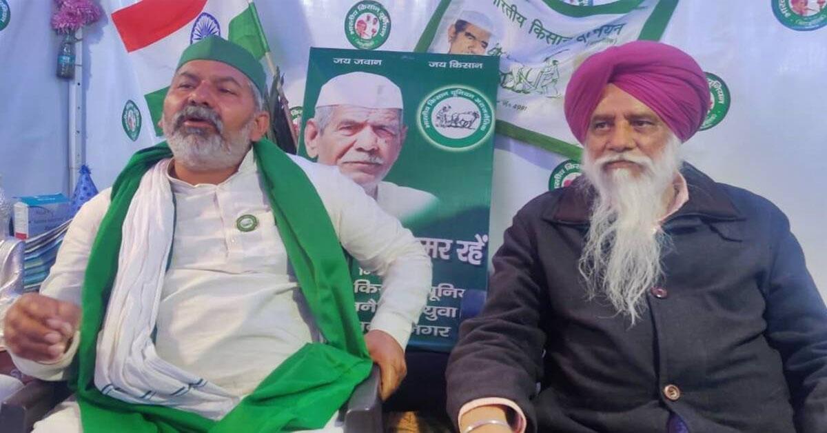 Rakesh Tikait, Balbir Singh Rajewal interview: 'Govt failing us… We plan to stay here at least till Oct 2'