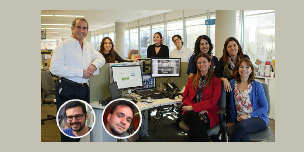 How La Nación's Data Team Produces Award-Winning Stories