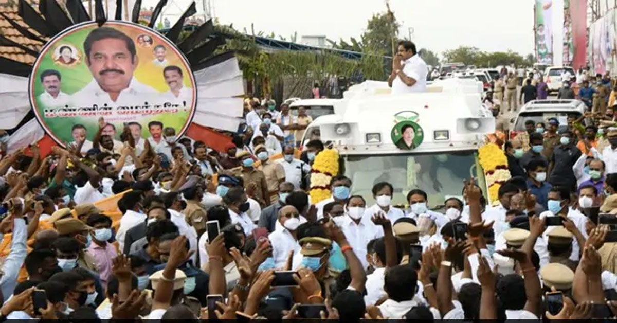 """""""Don't Need National Party As Ally If..."""" AIADMK's Terse Message To BJP"""
