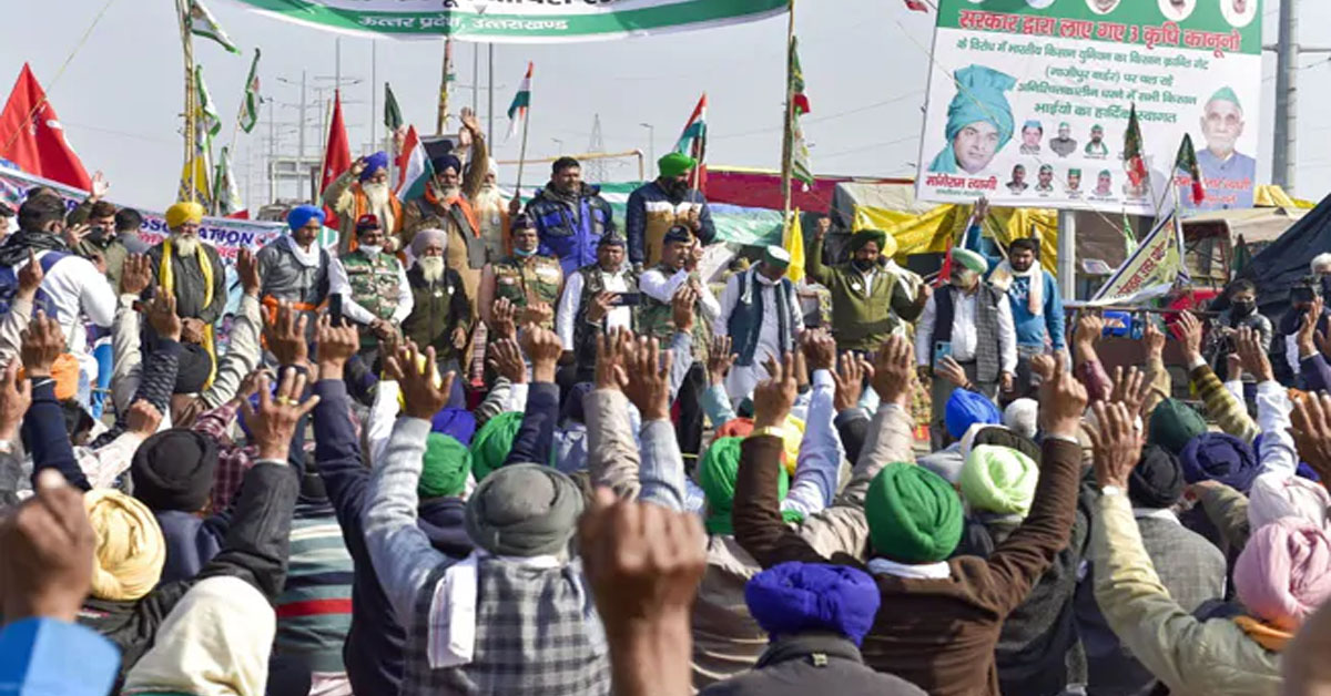 Farmers To Hold Meet Day After PM Modi's Fresh Appeal