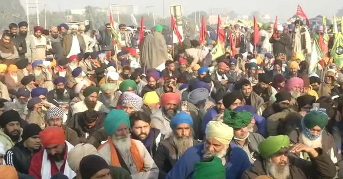 Farmers Stay Back On Highways, Few Takers For Protest Site In Delhi