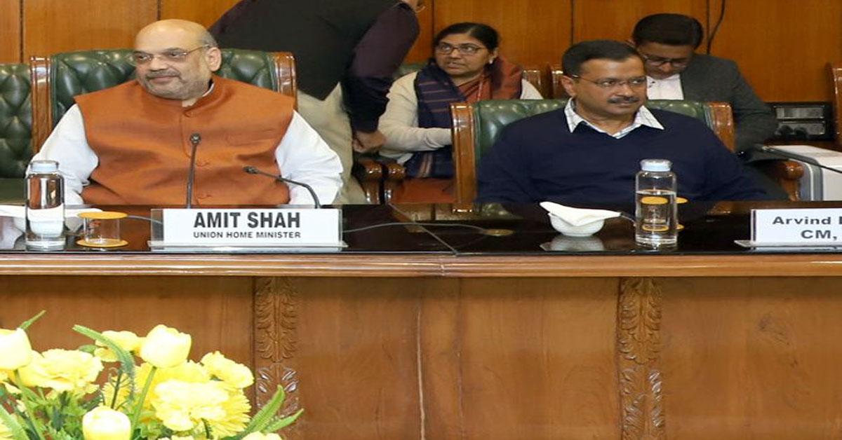 Amit Shah Calls Urgent Meeting On Covid