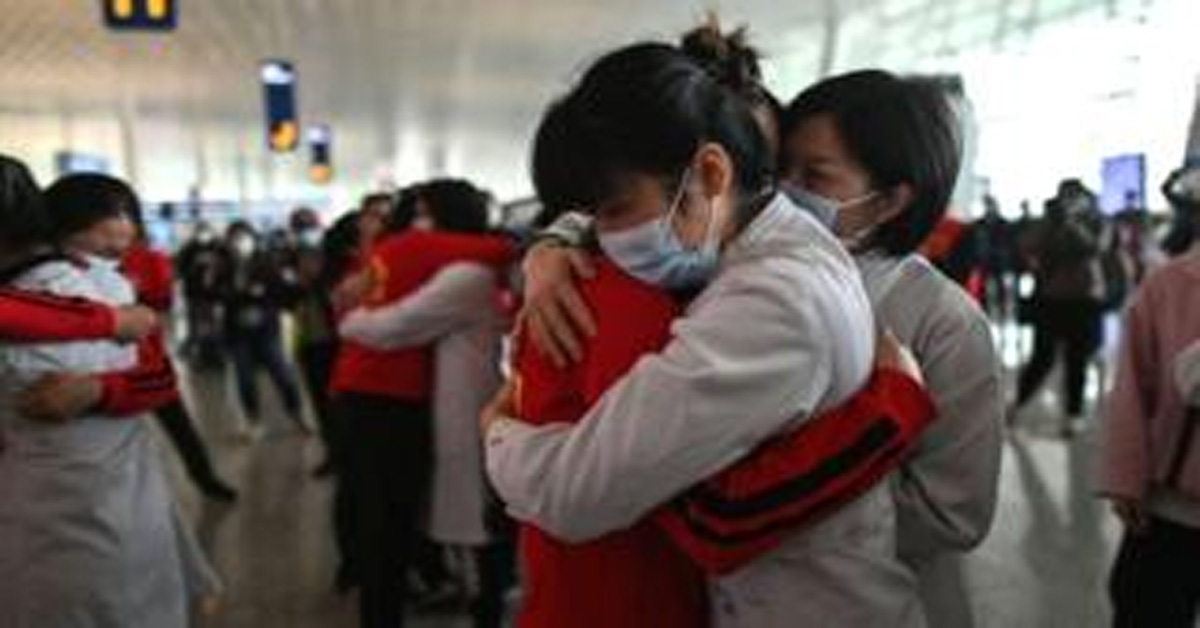 Covid-19: China outbreak city Wuhan raises death toll by 50%