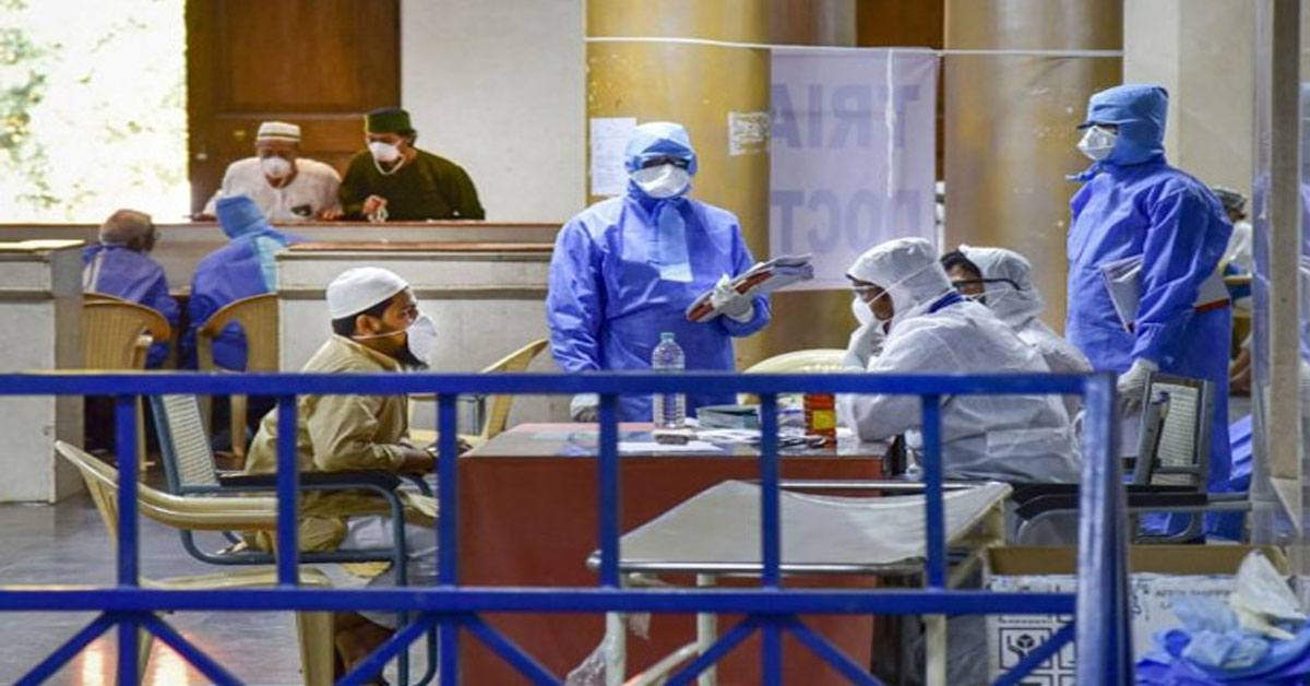 COVID death toll jumps to 82 in New Delhi in last 24 hours