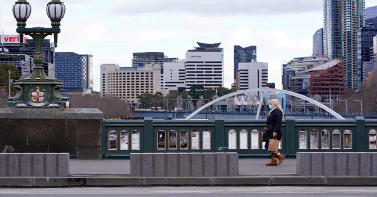 Australia, Under Lockdown, Sees Jump In Covid Cases