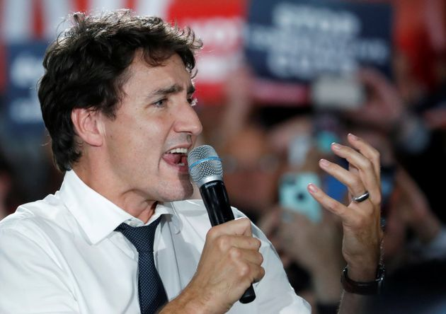 Justin Trudeau's Liberals Set To Survive Canada's Election, Projections Show