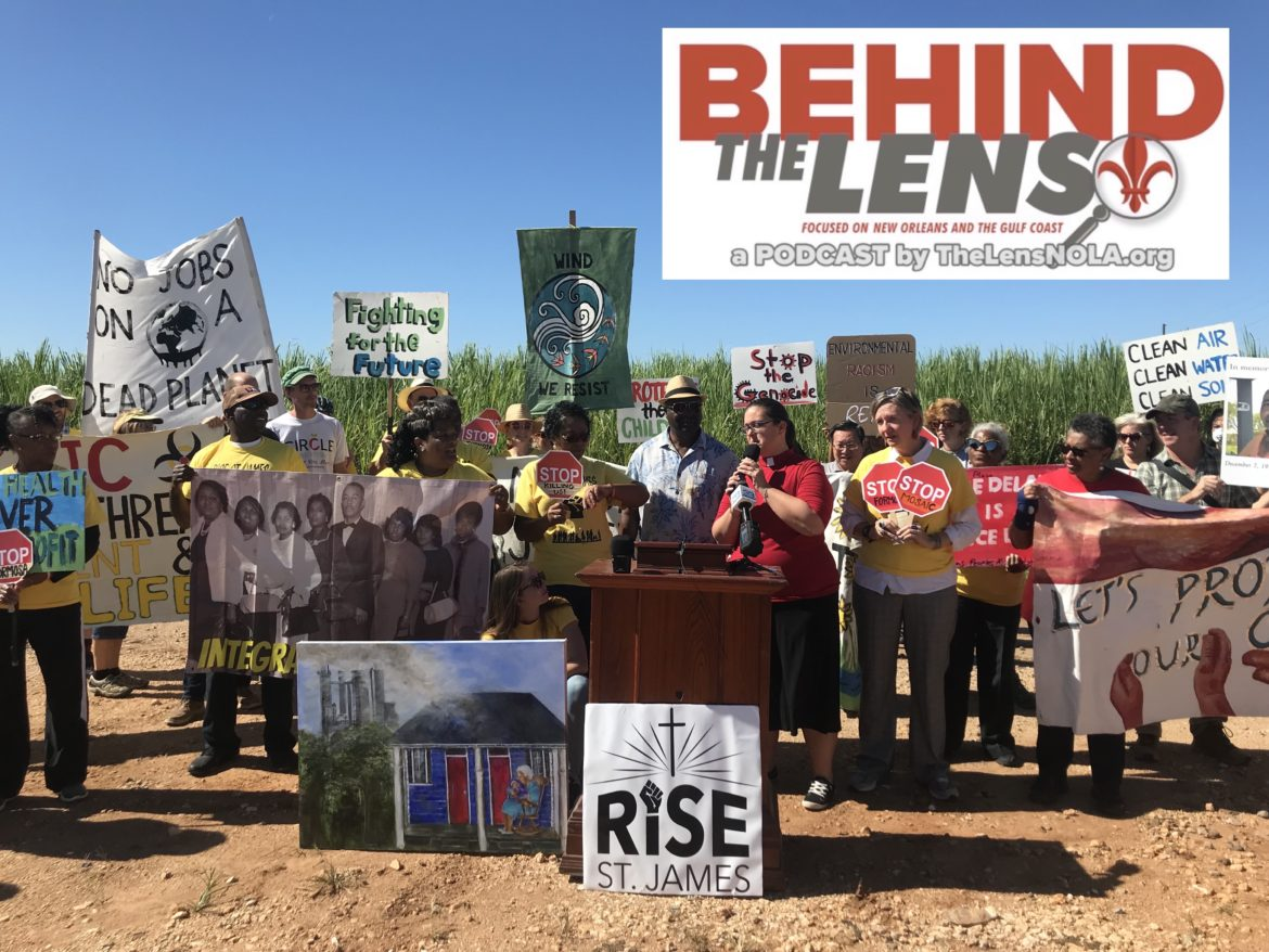 Behind The Lens episode 54: 'Targeting Black communities as sites for industrial pollution is environmental racism, and is unacceptable.'
