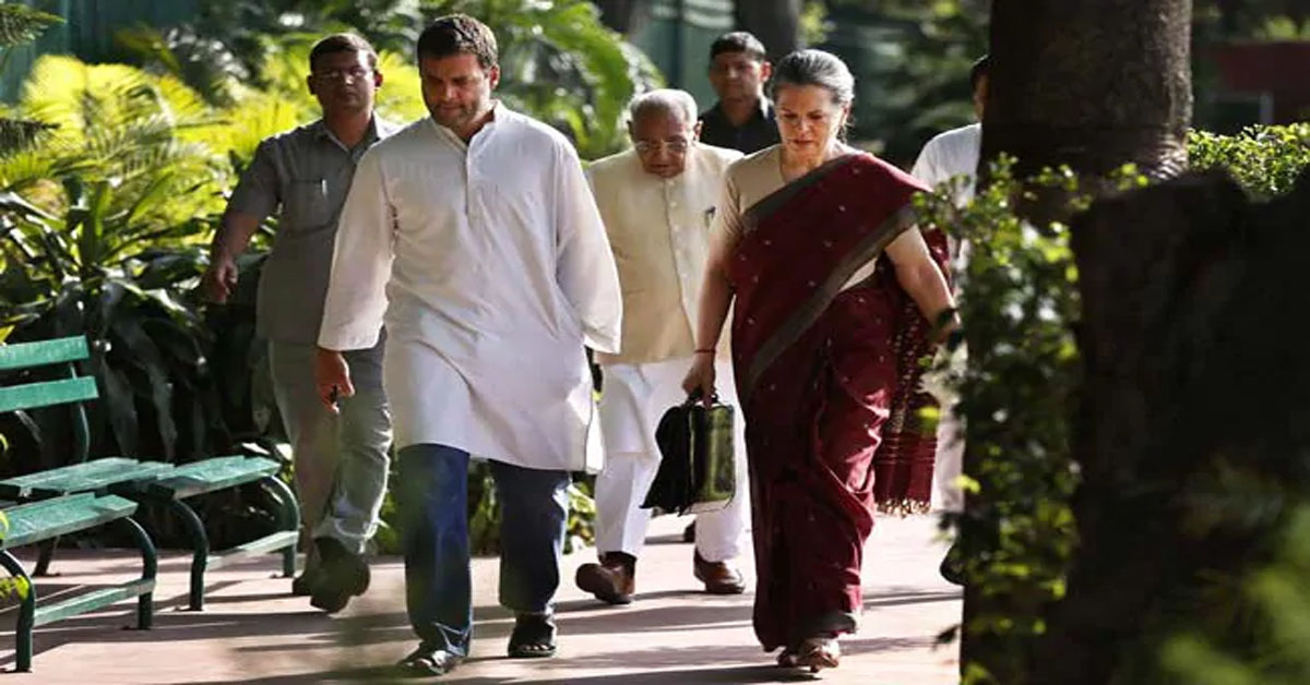 Sonia Gandhi's Outdoor Meet With 'Rebels' As Congress Attempts Thaw