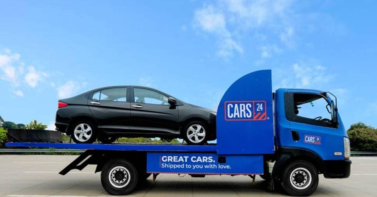 CARS24 raises $450 million funding