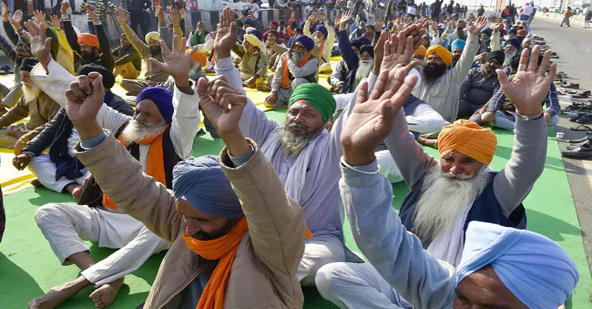 Farmers Start Relay Hunger Strike; Centre Says Choose Next Date For Talks
